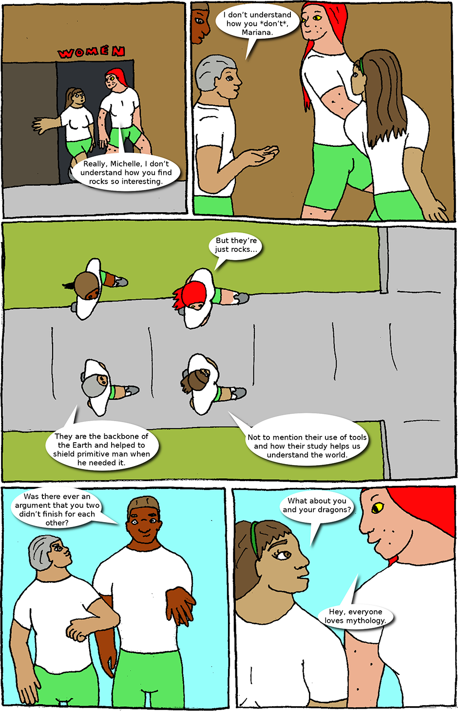 Issue 0: Genesis - Page 10