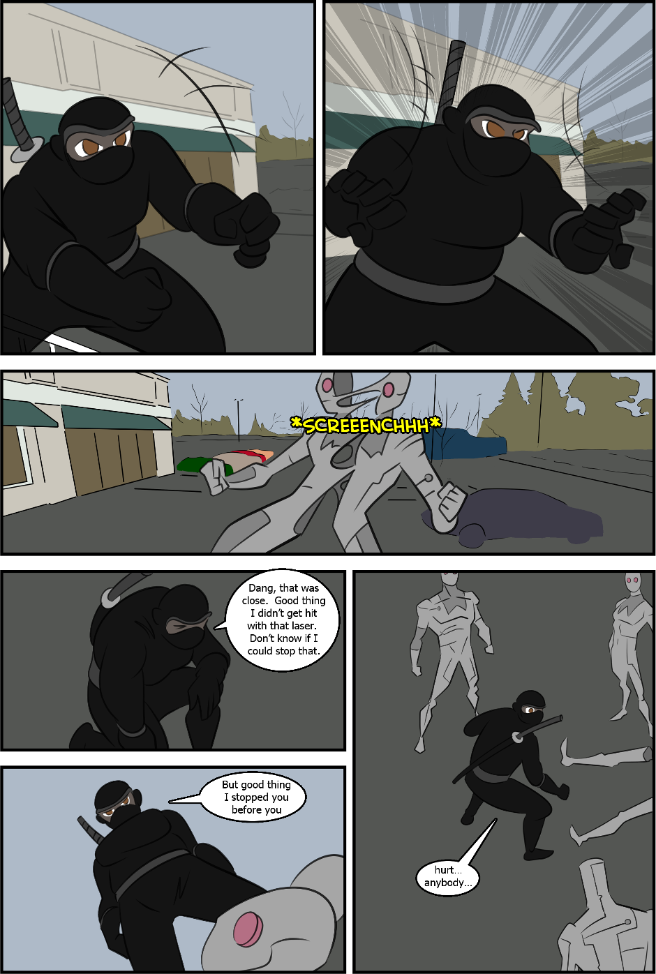 Issue 4: Coming Home - Page 6