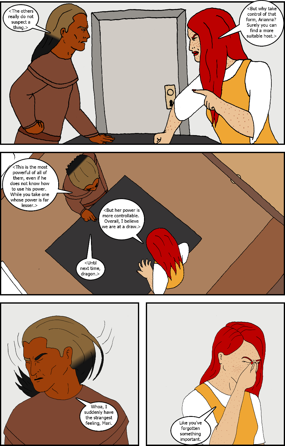 Issue 4: Coming Home - Page 16