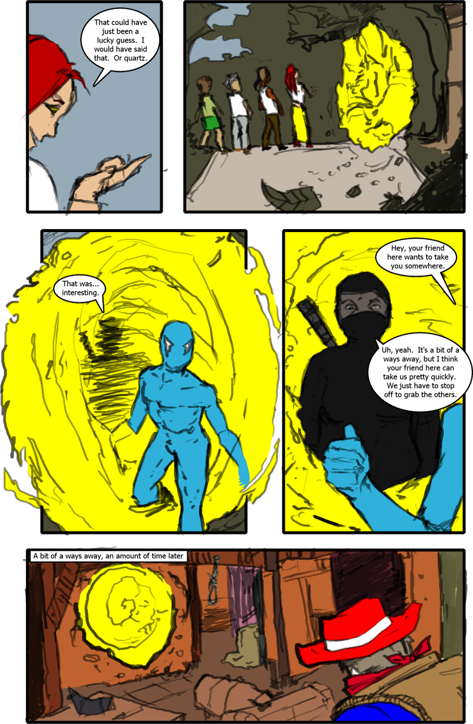 Issue 5: Superheroes - Page 2