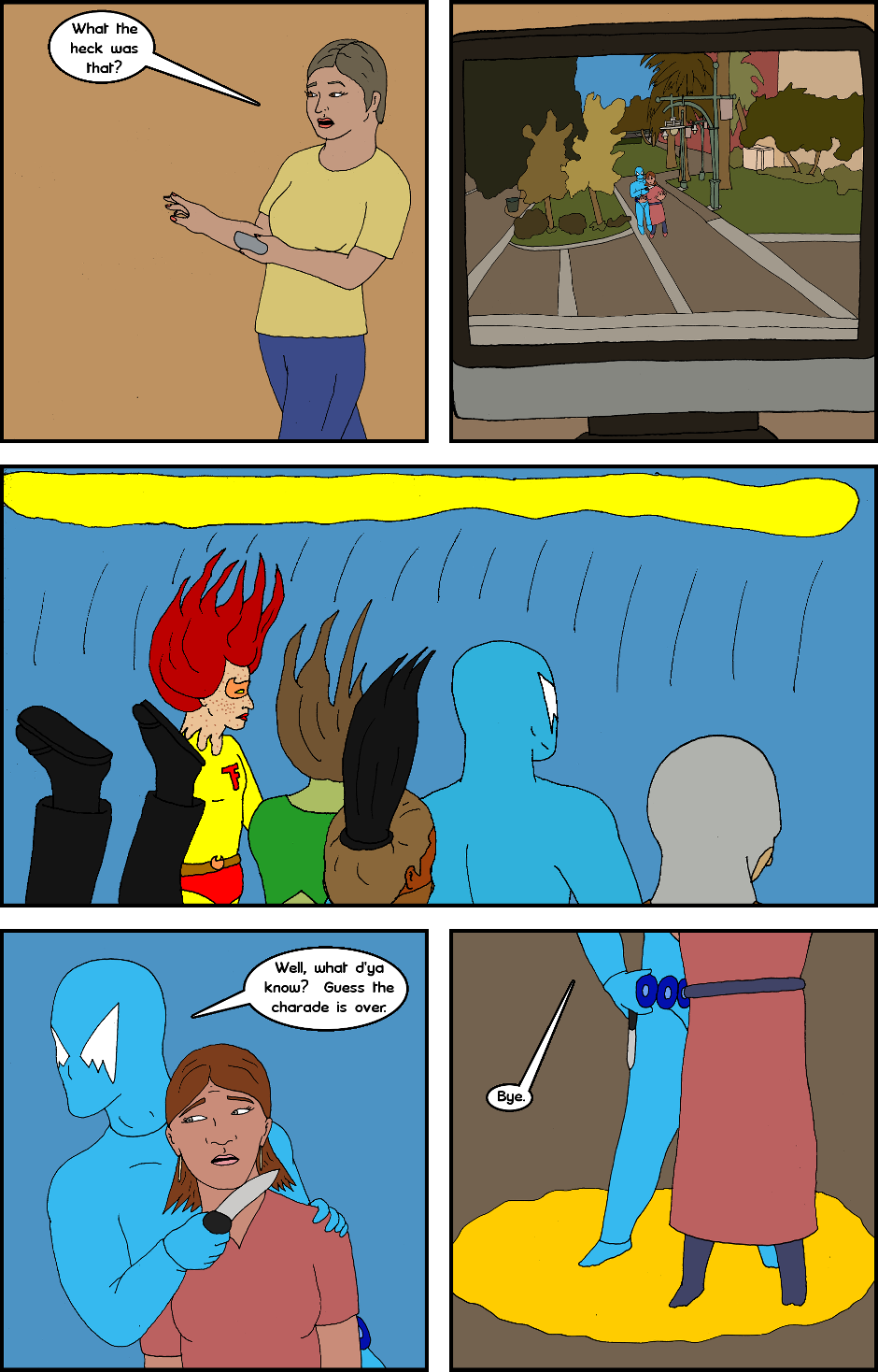 Issue 6: Two Blues - Page 11
